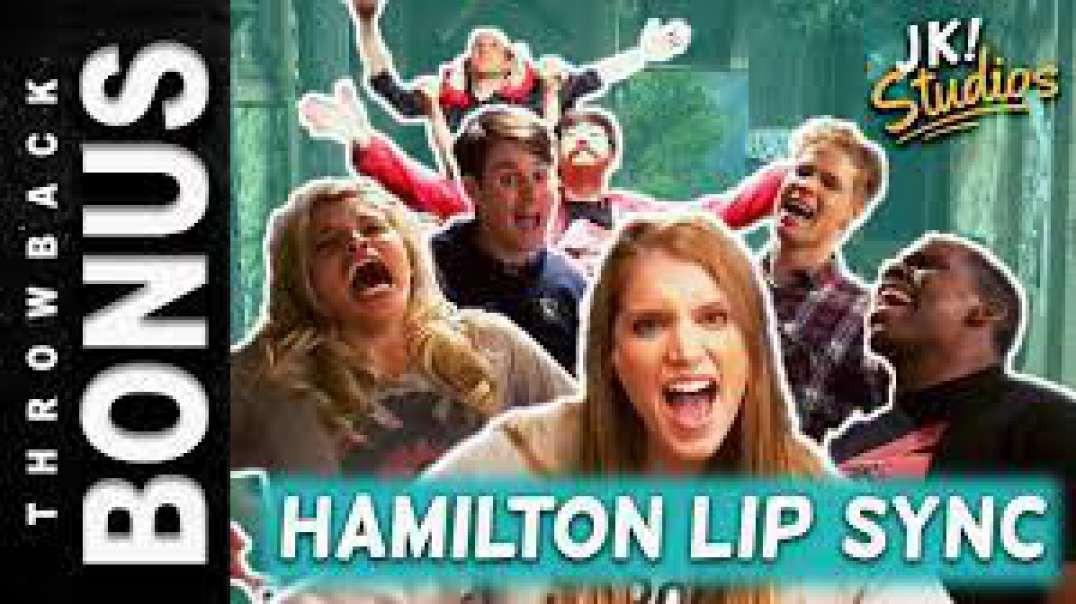 Studios C Hamilton Lip Sync