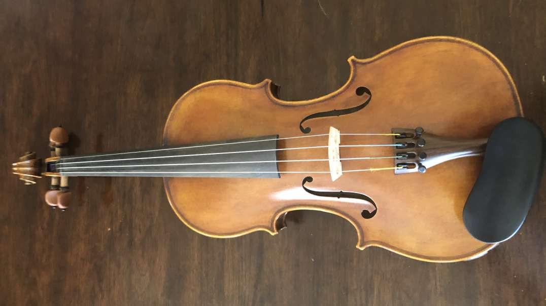 I play violin lads